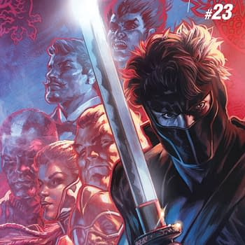 A Surprising New Direction For Ninjak &#8211 Spoilers