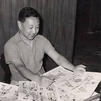 Alfonso Wong Creator Of Old Master Q Passes Away At 93
