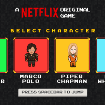 Netflix's Stranger Things Video Game Is Appropriately 8-Bits