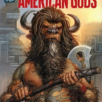 Neil Gaimans American Gods Comic From Dark Horse Not Sold In The UK (UPDATE)
