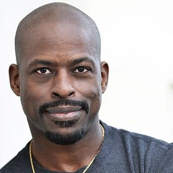 Sterling K. Brown Enters the Black Panther
