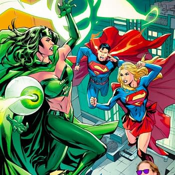 Supergirl April Solicit Confirms Bleeding Cools Saturn Girl EXCLUSIVE