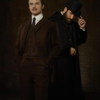 H.G. Wells Vs Jack The Ripper – Our First Look At ABC's Time After Time
