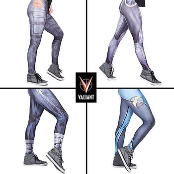 Valiant Gets A Leg Up With Leggings