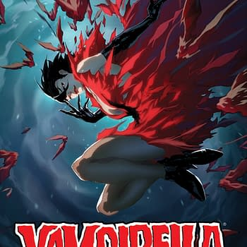 Vampirella #0 Hits Over 80000 Orders&#8230 And That Seems Low