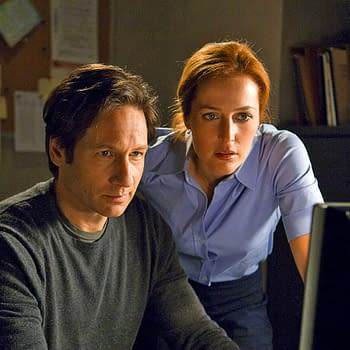 The X-Files: FOX Chris Carter Team for Adult Animation Spinoff Comedy