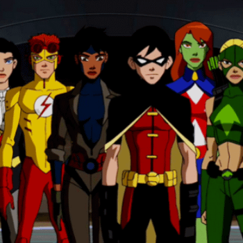 Could Young Justice LGBTQ Character Finally Be Coming Out?
