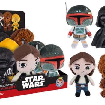 Galactic Plushies From Funko Invade Store Shelves