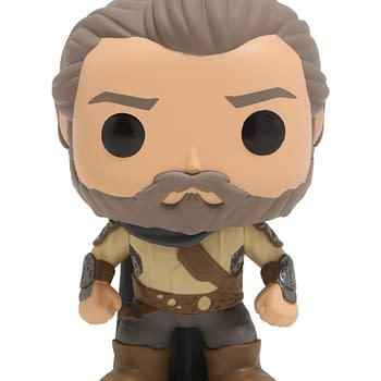 An image of the Guardians Galaxy 2 Ego Funko figure