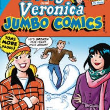 Love Can Melt A Frozen Heart: Betty and Veronica Jumbo Comics #250
