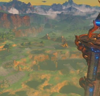 The Legend Of Zelda: Breath Of The Wild Is Coming To Wii U The Same Day As The Switch