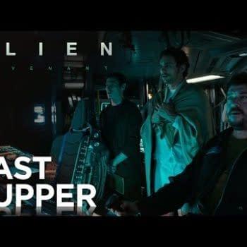 Fox Releases Alien: Covenant   Prologue: 'Last Supper' Short