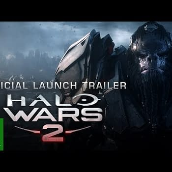 Halo Wars 2 Launch Trailer Gets Very Cinematic