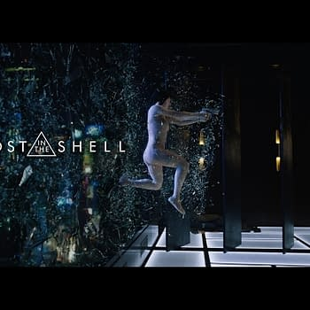 Ghost In The Shell Super Bowl Spot Brings New Footage And Action