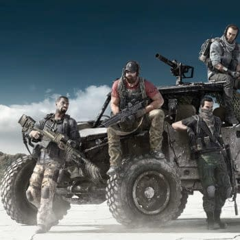 Ubisoft Confirms Ghost Recon Announcement Later This Week