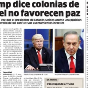 Dominican Newspaper Understandably Uses Photo Of Alec Baldwin As Donald Trump On SNL Instead Of Actual Trump