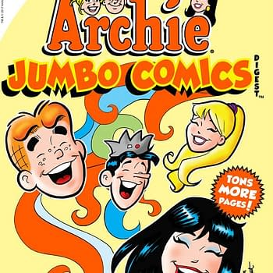 Dont Trust Veronica Archie Jumbo Comics #276