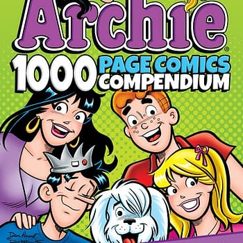 So Much Archie &#8211 Archie 1000 Page Comics Compendium