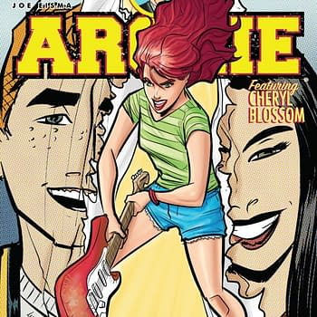 To Seduce A Red Head: Archie 17