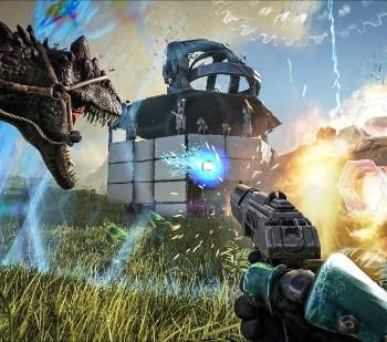 Check Out The Latest Update For ARK: Survival Evolved