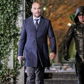 The Past Returns To Haunt Oliver Queen In More Ways Than One