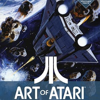 Dynamite Announces New Art of Atari Poster Collection