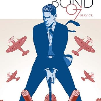 Kieron Gillen To Write James Bond: Service An Over-Sized Comic Book Special With Antonio Fuso