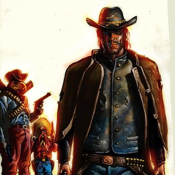 Looks Like Jimmy Palmiotti Will Be Writing Yosemite Sam Vs Jonah Hex