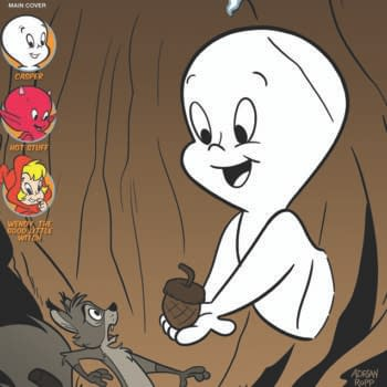 Comics Get A Little Friendlier This May With The Return Of Casper