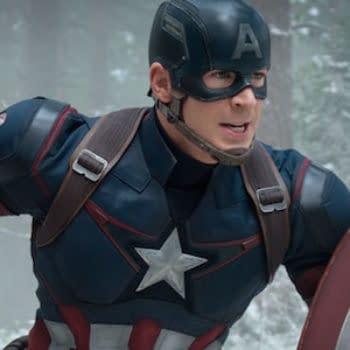 This Week In Captain America Chris Evans Vs. Actual Nazi David Duke: Antisemitism Appears