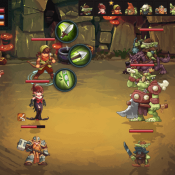 Dungeon Rushers Gets A New Trailer Featuring The Dungeon Creation
