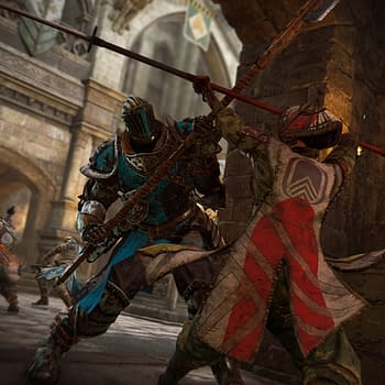 Ever Want A More Exacting Combat Sim? Then For Honor Is The Game For You