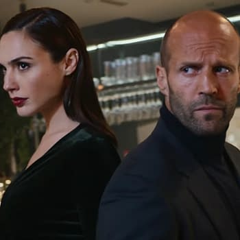 Jason Statham And Gal Gadot Are A Lot Of Trouble For One Poor Chef