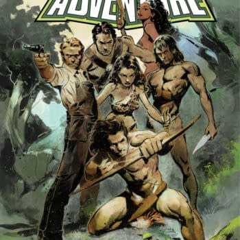 Bill Willingham On Edgar Rice Burroughs And The Greatest Adventure