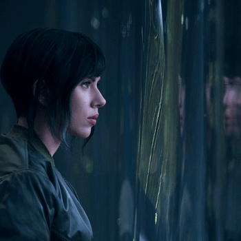 Scarlett Johanssons Ghost In The Shell Releases New Video Character Cards
