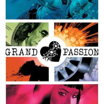 Free On Bleeding Cool – Grand Passion #1 By James Robinson And Tom Feister