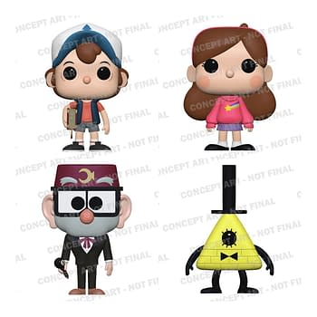 Westworld Wonder Woman BoJack Horseman The Dark Tower Darkwing Duck Gravity Falls&#8230Funko New York Toy Fair Reveals Wrap-Up