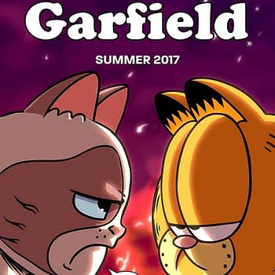 Grumpy Cat To Meet Garfield In New Series From Dynamite / BOOM