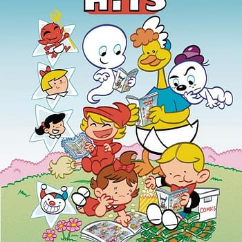 Casper Richie Rich And More Harvey Characters Return In Harvey Hits This May From Baltazar Franco Others