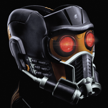 More Hasbro Marvel Roleplay, Finally I can Wear A Star Lord Helmet To Work