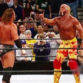 Does This Random Clip Of A 2002 Battle Royale Confirm Hulk Hogan's Return To WWE For Wrestlemania?