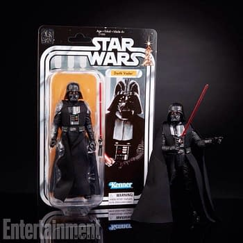 40th Anniversary Black Series Star Wars Figures Make Me Nostalgic
