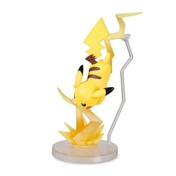 The Pokémon Company Celebrates Pokémon Day With New Line Of Figures
