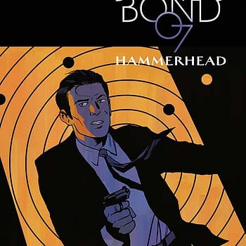 Exclusive Extended Previews &#8211 James Bond: Hammerhead #5 And KISS #5