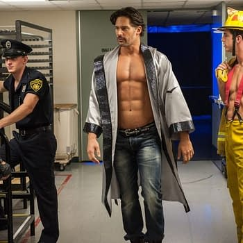 Report: Sexy Man Joe Manganiello In Talks To Join Sexiest Man Dwayne The Rock Johnson In Rampage Movie