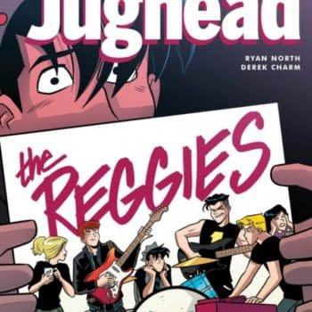 Here Come The Reggies!: Jughead #13