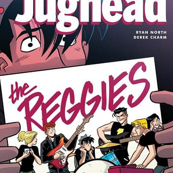 Here Come The Reggies: Jughead #13