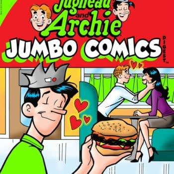 Cheeseburger In Paradise: Jughead And Archie Jumbo Comics #25