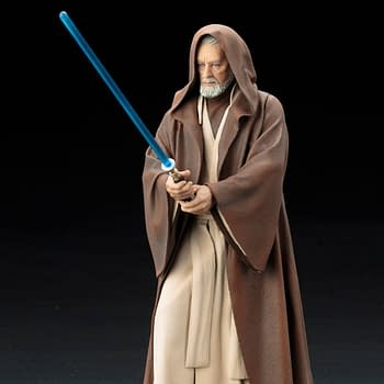 Kotobukiya Takes All My Money With New Obi-Wan Kenobi ArtFX Statue