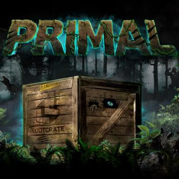 Loot Crate March 2017 Primal Unboxing – Includes Valiant's Savage #1 And #2
